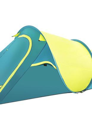 Туристическая летняя Палатка Cool Quick (2-х местная) автомат