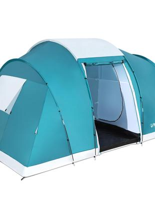 Туристическая летняя Палатка Family Ground 6 (6-ти местная)