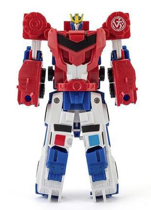 Робот-трансформер 2в1 Праймстронг Стронгарм и Оптимус Прайм Ко...