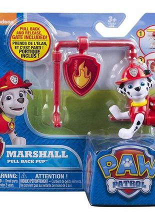 Фигурка игрушка Маршал-пожарный, Щенячий Патруль, Spin Master ...