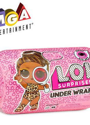 """Кукла ЛОЛ сюрприз Оригинал (L.O.L. ) серия 4 """"Секретные мессед..."""