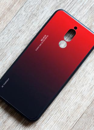 Чехол с закаленным стеклом Gradient для Xiaomi Redmi 8
