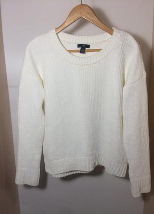 Шикарный велюровый свитер gap