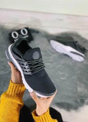 Мужские кроссовки Presto Dark Gray | 41-46