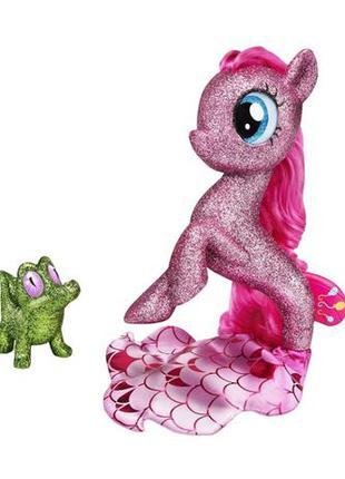 My little pony seapony Пинки Пай с подсветкой the movie pinkie...