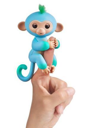 WowWee Fingerlings Интерактивная обезьянка Charlie Interactive...