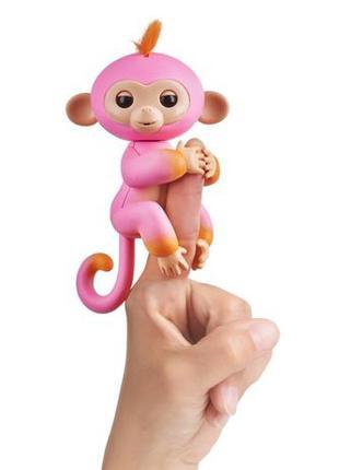 WowWee Fingerlings обезьянка Summer Interactive Baby Monkey ОР...