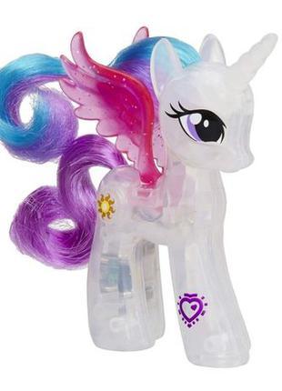 My Little Pony Сияющая Принцесса Селестия B8076 Explore Equest...