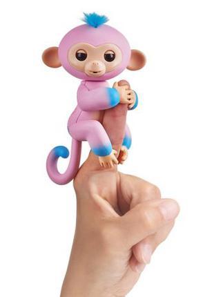WowWee Fingerlings Интерактивная обезьянка Candi Interactive B...