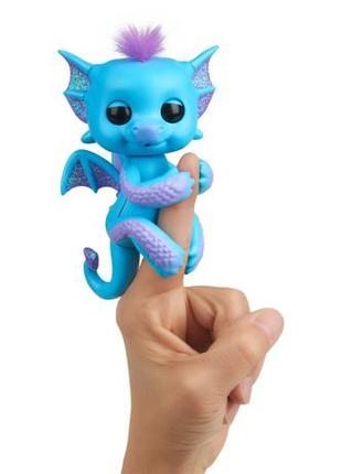 WowWee Fingerlings дракончик Тара Tara Baby Dragon Interactive