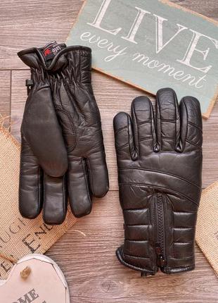 Перчатки кожа waddingtons l