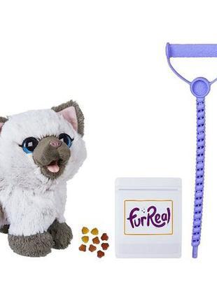 FurReal Friends котёнок Ками Kami My Poopin Kitty C1156 Интера...