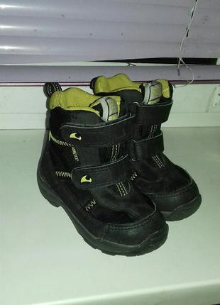 Viking зимние ботинки 23р 15.7 см