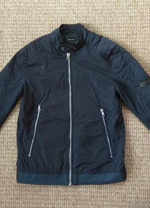 Diesel dupont teflon куртка ветровка оригинал (s)