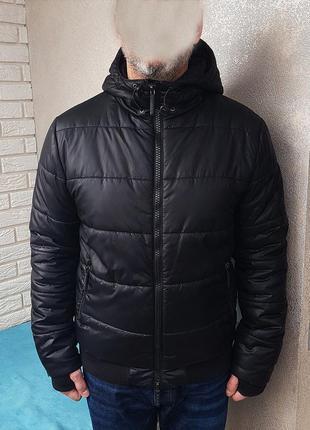 Superdry куртка утепленная оригинал (l)