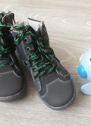 Ботинки демисезонные xiaotiaoban