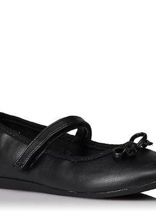 Новые туфли балетки george