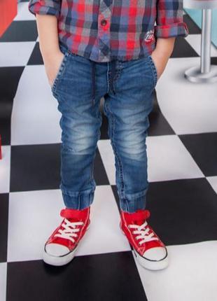 Jogger джинсы джогеры