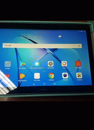 Новый мощный 8 ядерный планшет Huawei T3 10 2ram 16gb original