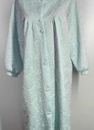Женский халат на пуговицах размер 44-46