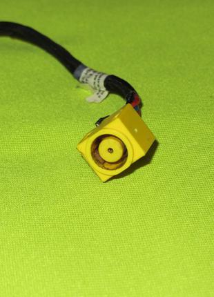 Разъем шлейф питания 45M2884 QTFL3-ESB0106A Lenovo ThinkPad X100e