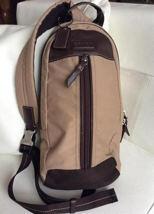Модный рюкзак  coach