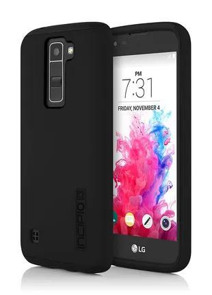 Фирменный чехол INCIPIO DualPro для LG K7 Tribute 5 MS330 X210