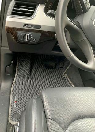 Автомобильные коврики нового поколения EVA
