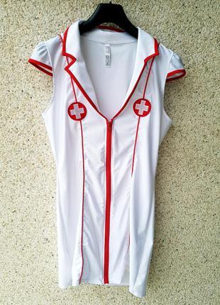 Халат,платье медсестры для ролевых игор