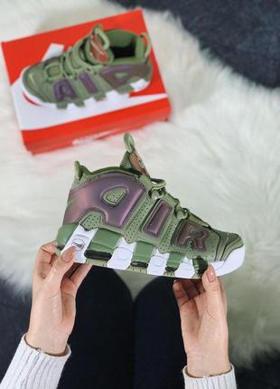 Nike uptempo cтильные кроссовки найк утемпо  весна\лето\осень