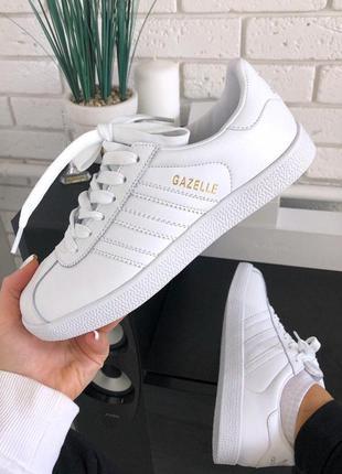 Adidas gazelle cтильные кроссовки адидас газели весна\лето\осень