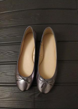 Женские балетки туфли parfois