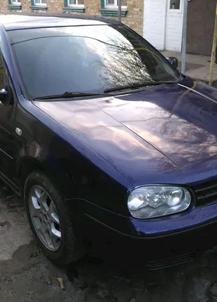 Volkswagen golf 4 розборка