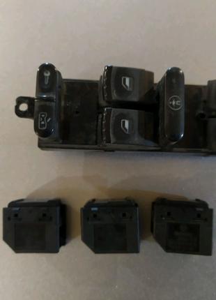 Гольф 4, пассат б5 кнопки стеклоподъёмника