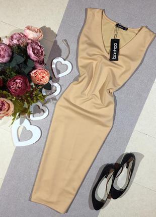 Новое!!! брендовое платье по фигуре.