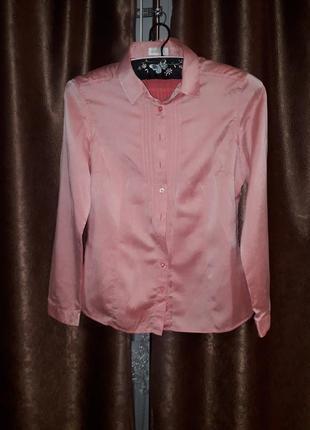 Красивая шелковая блузочка от bonita
