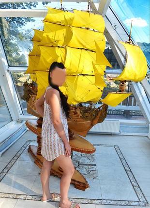 Платье в халатном стиле zara