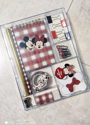 Классный набор канцелярии Disney, отличный подарок