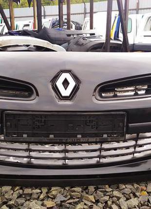 Бампер передний Клио 3 Renault Clio 3 бампер