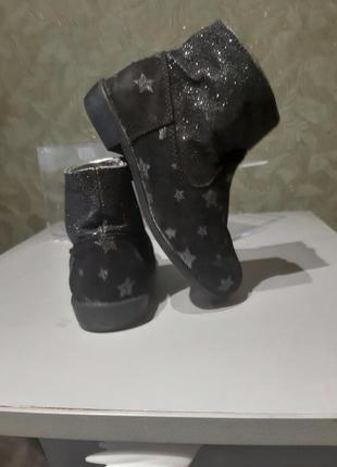 Оригинальные демисезонные детские ботинки сапожки