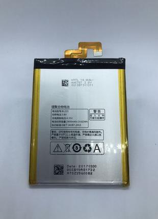 Аккумулятор Батарея АКБ Lenovo K920 Vibe Z2 Pro BL223