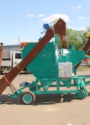 Очисна машина СОМ 30 М (передвижна, 30 т)
