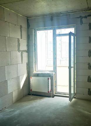 двухкомнатная квартира в новом сданном доме ЖК Радужный
