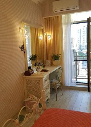 квартира в новом сданном доме на Французком бульваре