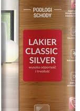 Drewnochron Domalux Classic Silver лак для паркету домалюкс