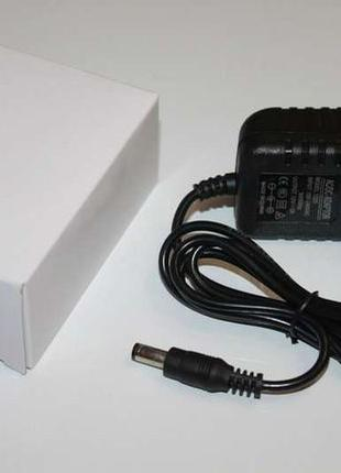 Блок живлення 12V.1A (5.5мм),зарядний пристрій