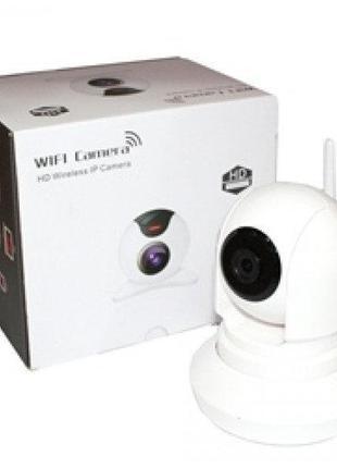 IP Камера видео-наблюдение IP 163E, WI-FI камера, онлайн поворотн