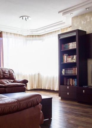 3 комнатная квартира в ЖК Чудо город