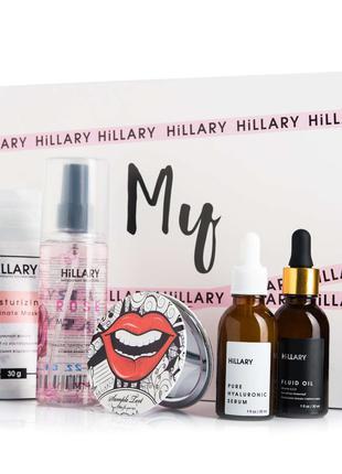 Подарочный набор косметики Hillary Face skin recovery