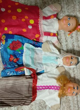 Кукольный театр на руку